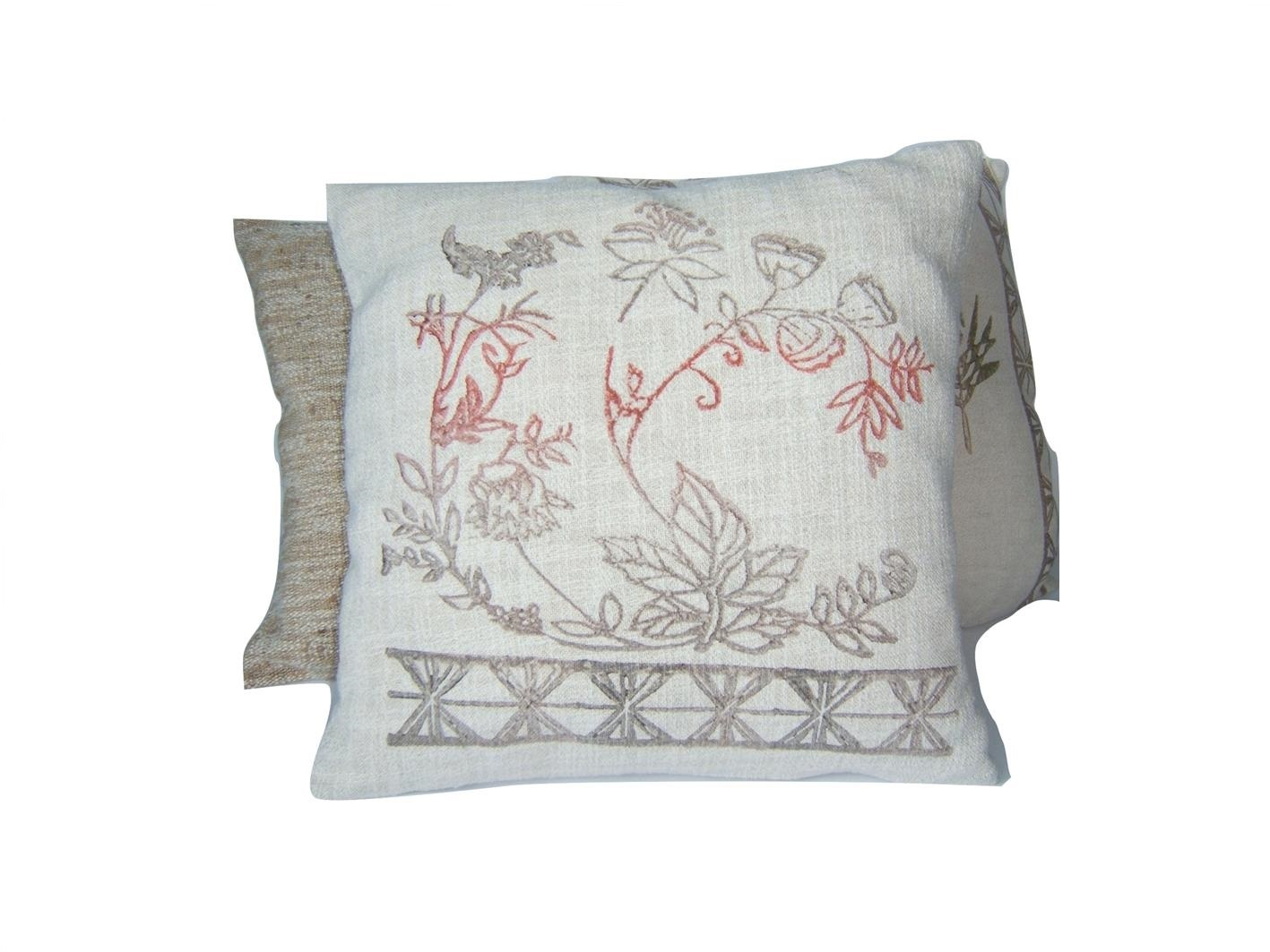 Floral, Cushion Covers, Namibia, hand printed, natural dyes