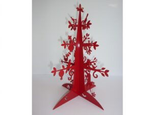 Christmas tree, steel South Africa, animals